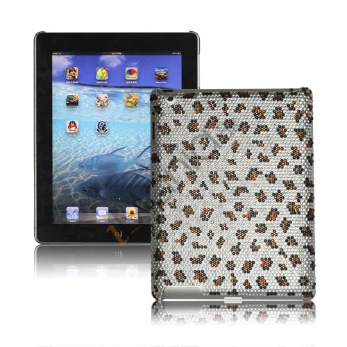 Image of   Bling Bling Swarovski Rhinestone Case Cover til den nye iPad