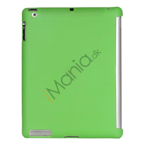Image of   Smart Cover Companion TPU Gel Case til iPad 2 3 4 - Grøn