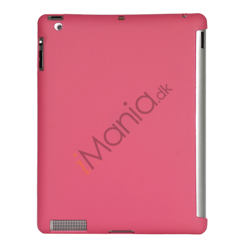 Billede af Smart Cover Companion TPU Gel Case til iPad 2 3 4 - Pink