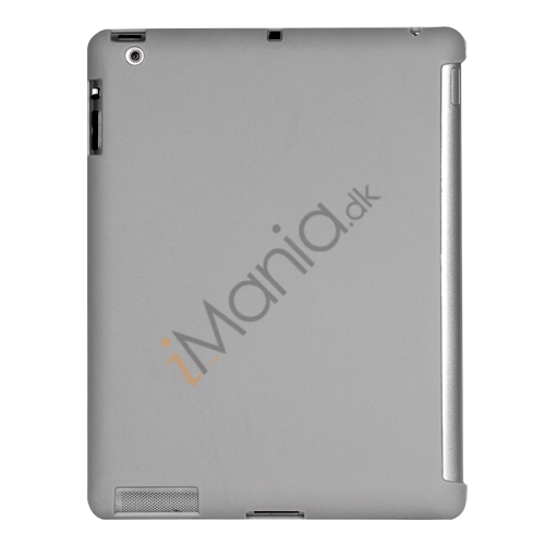Billede af Smart Cover Companion TPU Gel Case til iPad 2 3 4 - Grå