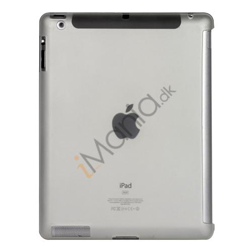 Image of   Smart Cover Companion TPU Gel Case til iPad 2 3 4 - Gennemsigtig