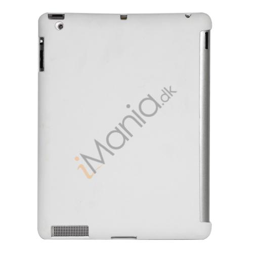 Billede af Smart Cover Companion TPU Gel Case til iPad 2 3 4 - Hvid
