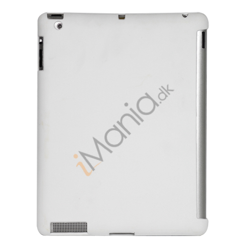 Image of   Smart Cover Companion TPU Gel Case til iPad 2 3 4 - Hvid