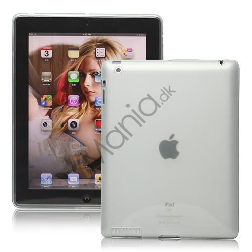 Image of   Naked TPU Skin Cover Case til Den Nye iPad 2 3 4, Flere farver