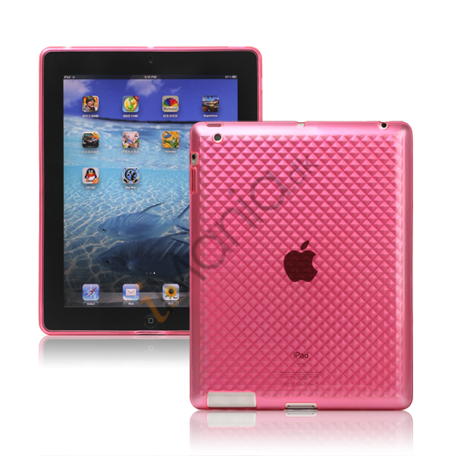 Silikone & TPU gummi covers til iPad 2/3/4