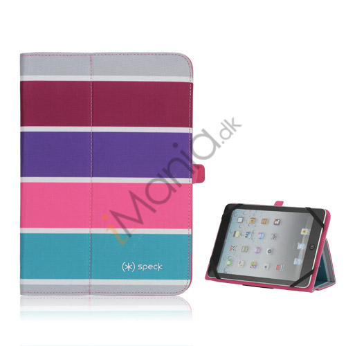Speck MagFolio Colorbar Leather Stand Case Cover til iPad Mini Kindle Fire HD 7 inch