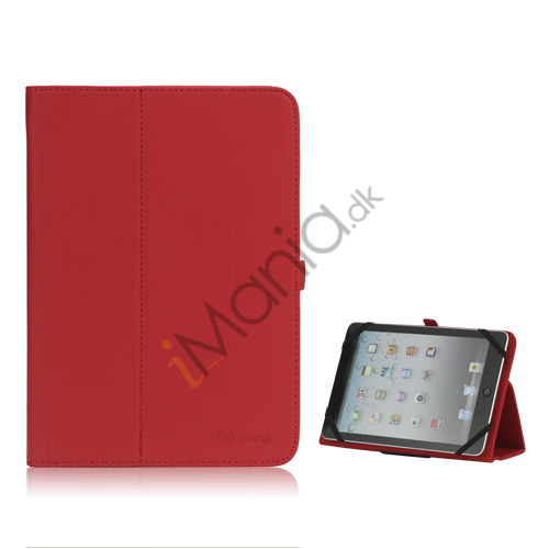 Speck MagFolio Leather Case Cover with Stand  til iPad Mini Kindle Fire HD 7 inch - Rød