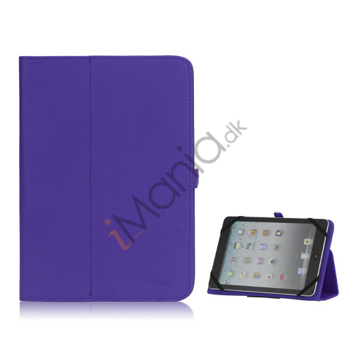 Speck MagFolio Leather Case Cover with Stand  til iPad Mini Kindle Fire HD 7 inch - Lilla