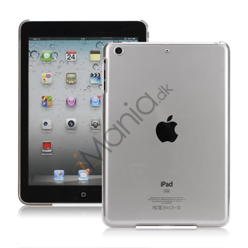 Smooth Clear Crystal Case Cover til iPad Mini - Transparent