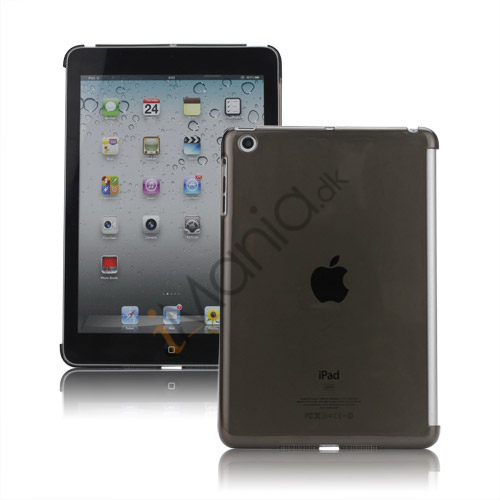 Image of   Clear Smart Cover Companion Crystal Case Cover til iPad Mini - Translucent Grå