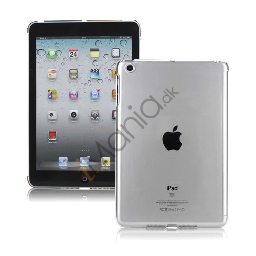 Image of   Clear Smart Cover Companion Crystal Case Cover til iPad Mini - Transparent