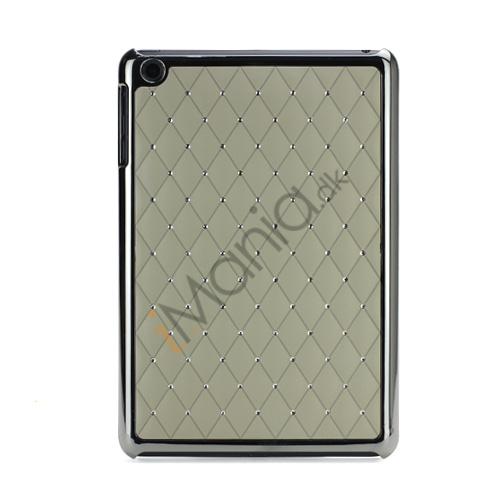 Image of   Elegant Starry Sky Bling Diamond Hard Case Cover Tilbehør til iPad Mini - Beige