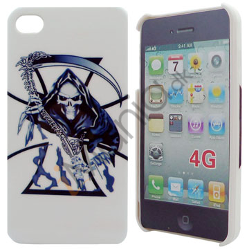 Image of   iPhone 4 / 4S cover - Grim reaper