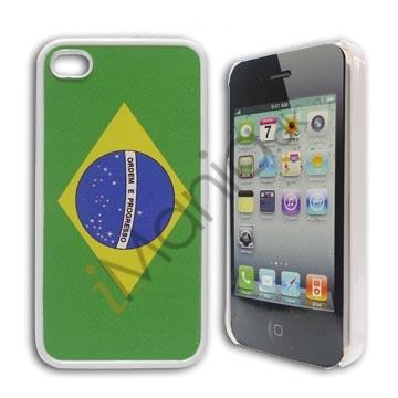 iPhone 4 cover med flag