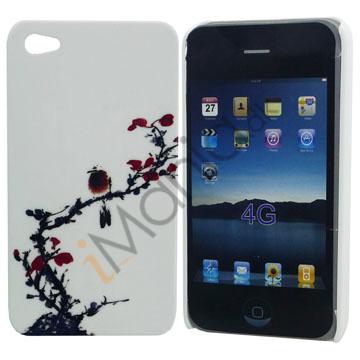 Image of   iPhone 4 cover med gren fra blommetræ
