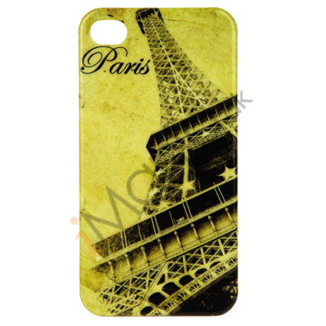 Image of   iPhone 4 cover Paris / Eiffeltårnet