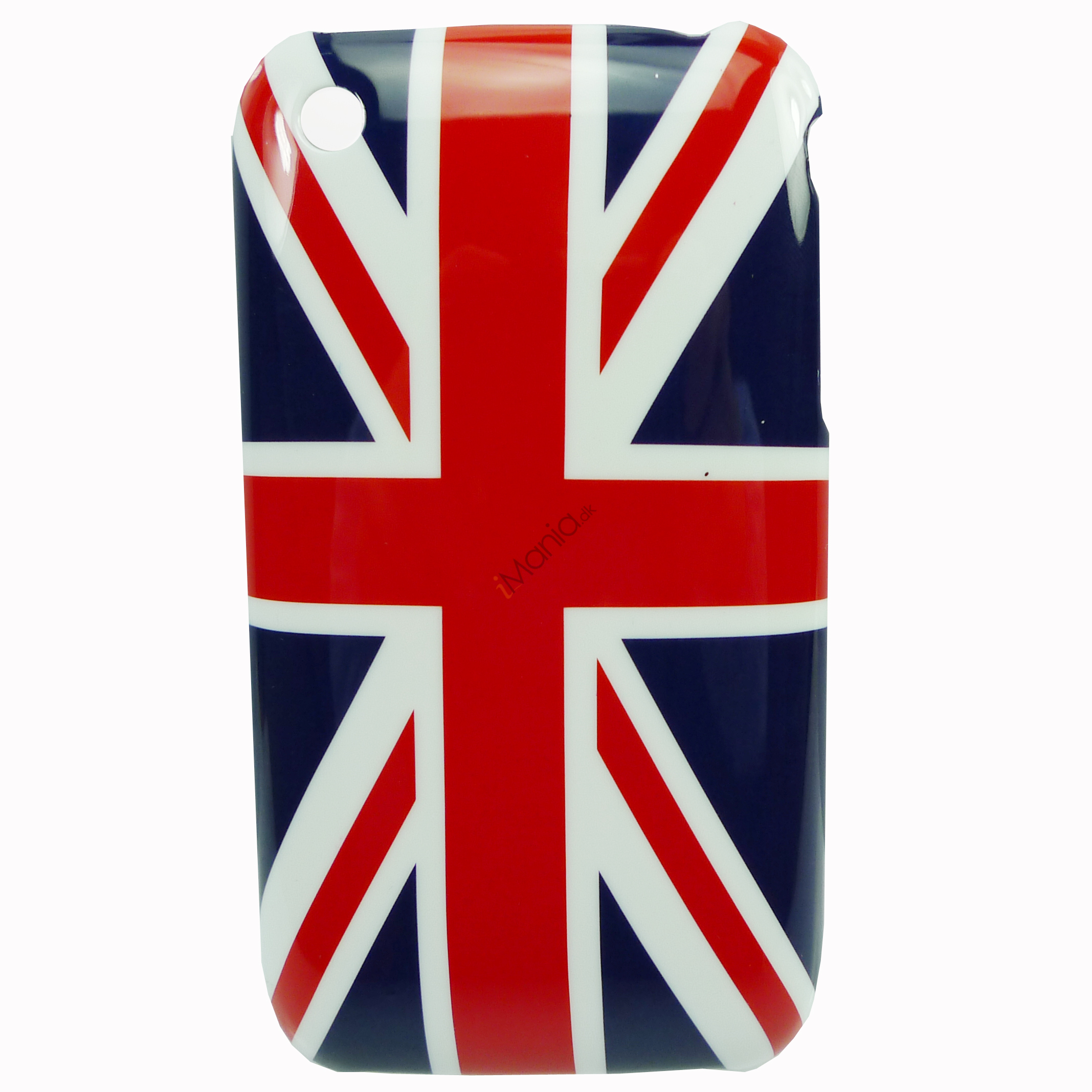 iPhone 3G cover / 3GS cover med Storbritanniens flag