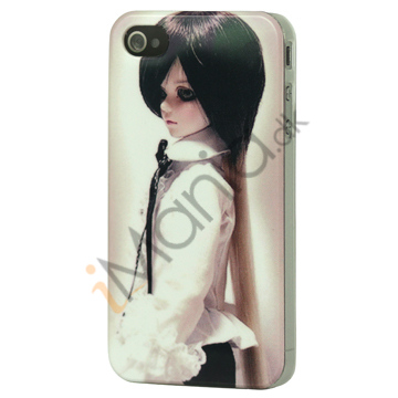 iPhone 4 cover Dukkeansigt 2