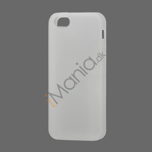 Image of   Blødt Silikone Case Cover til iPhone 5 - Transparent