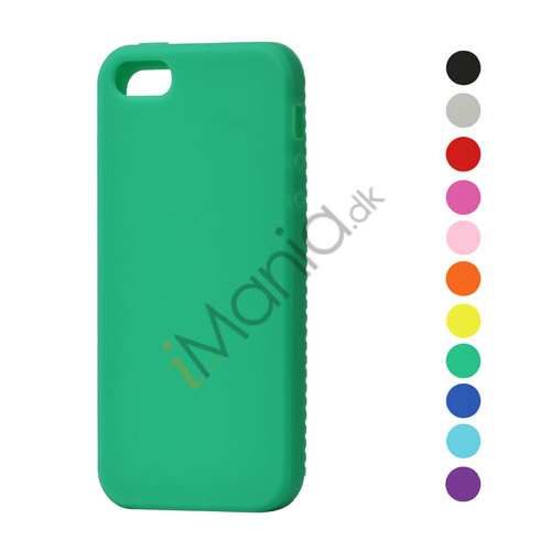 Image of   Fleksibel silikone Case Cover til iPhone 5