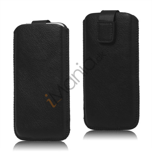 Image of   iPhone 5 Etui Taske med Pull Up Tab