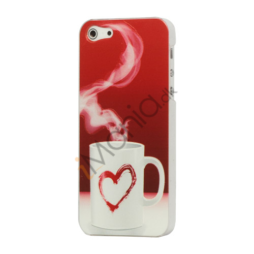 Love Cup Hard Back Case iPhone 5 cover