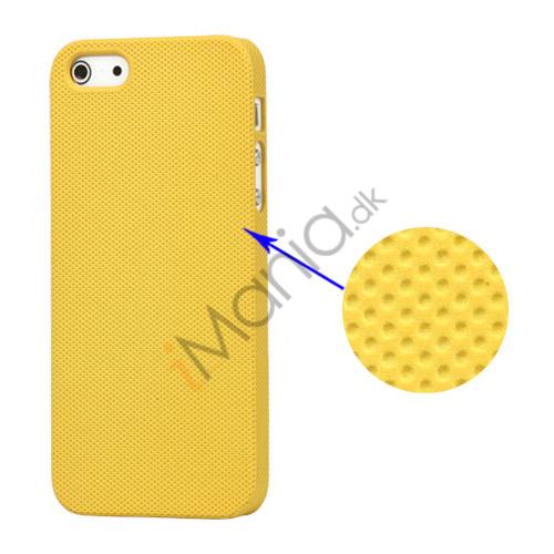 Billede af Drømme Mesh hård plast Case iPhone 5 cover - Gul