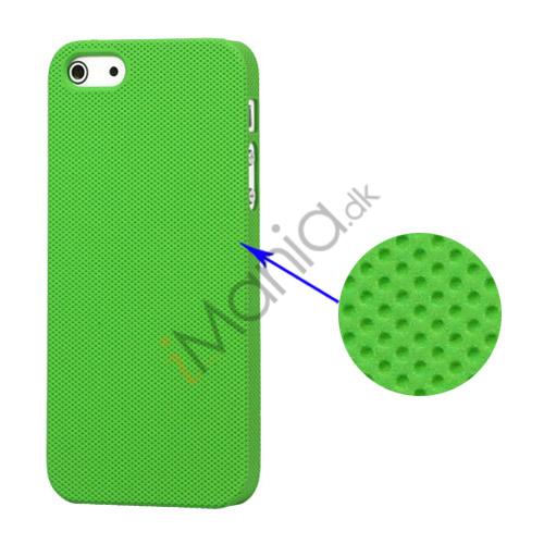 Image of   Drømme Mesh hård plast Case iPhone 5 cover - Grøn