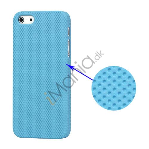 Image of   Drømme Mesh hård plast Case iPhone 5 cover - Baby Blå