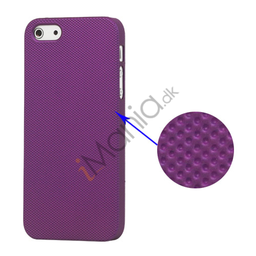 Billede af Drømme Mesh hård plast Case iPhone 5 cover - Lilla