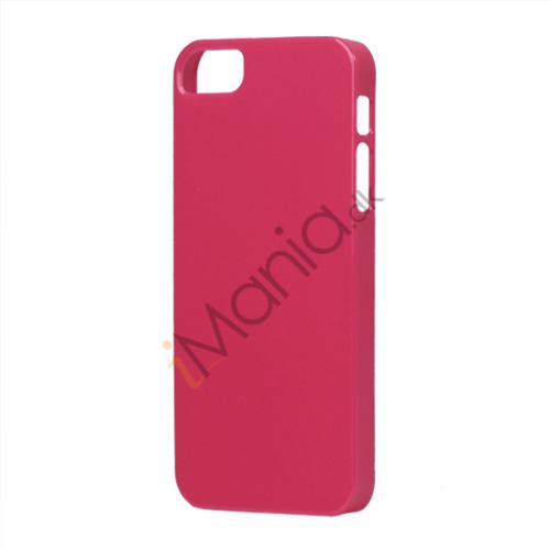 Image of   Glimmer Slim Hard Plastic Case til iPhone 5 - Rose