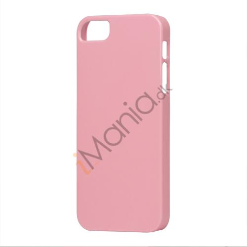 Image of   Glimmer Slim Hard Plastic Case til iPhone 5 - Pink