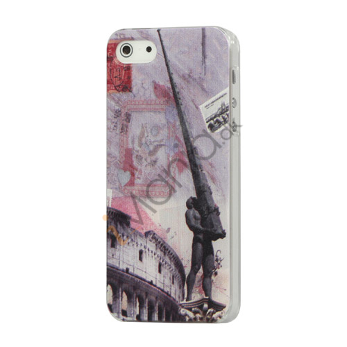 Image of   Famous Colosseum Hard Plastic Case iPhone 5 cover
