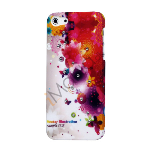 Diamante Vector Illustration Hard Shell iPhone 5 cover