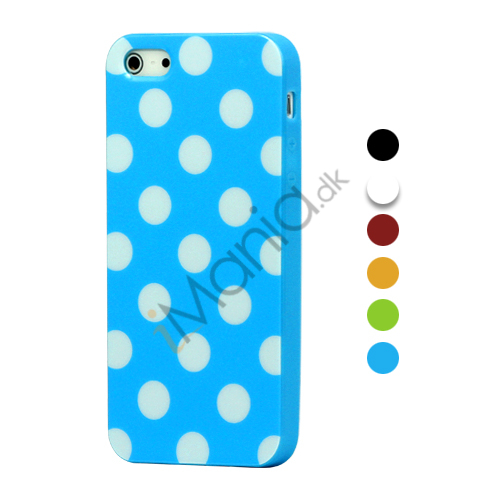 iPhone 5 TPU gummi cover