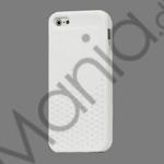 Image of   Anti-slip Equalizer iPhone 5 TPU Case Accessory - Hvid