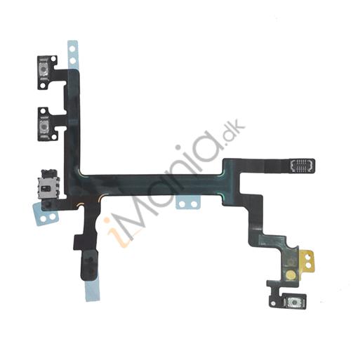 Billede af iPhone 5 Power-knap-, volumen- og lydløsflexkabel