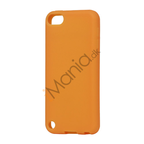 Image of   Fleksibel Silicone Cover til iPod Touch 5 - Orange