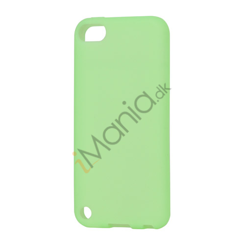 Image of   Fleksibel Silicone Cover til iPod Touch 5 - Grøn