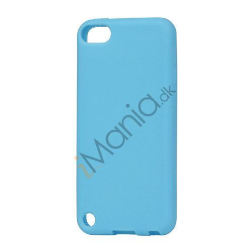 Image of   Fleksibel Silicone Cover til iPod Touch 5 - Baby Blue