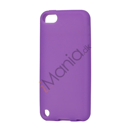 Image of   Fleksibel Silicone Cover til iPod Touch 5 - Lilla