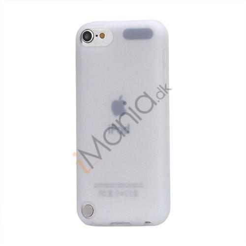Fleksibel Silicone Cover til iPod Touch 5 - Gennemsigtig