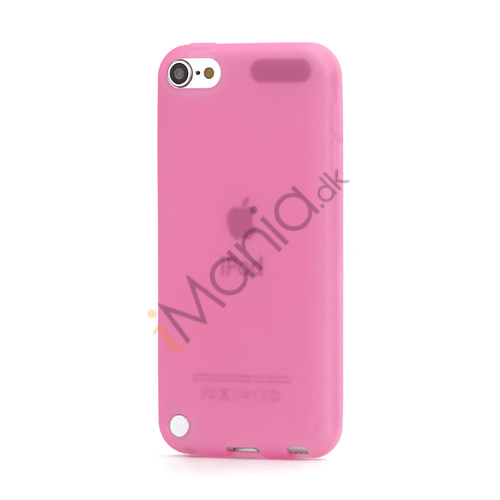 Image of   Fleksibel Silicone Cover til iPod Touch 5 - Pink