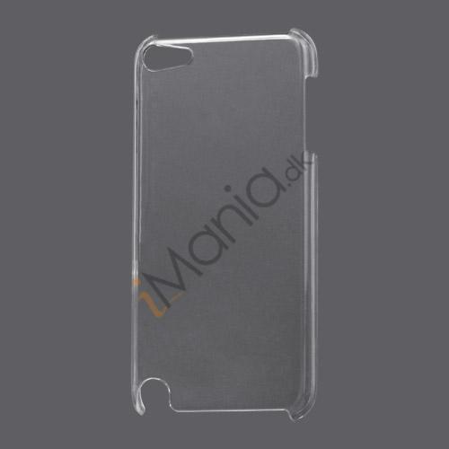 Super tyndt gennemsigtigt cover til iPod Touch 5