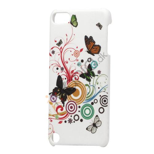 Levende Sommerfugle Hard Cover Tilbehør til iPod Touch 5