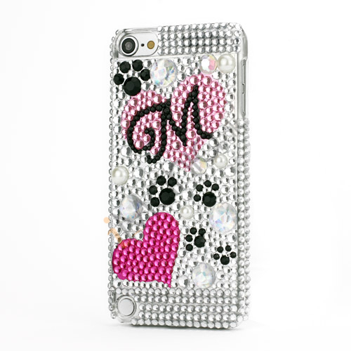 iPod Touch 5 Bling Bling Glitter Cover
