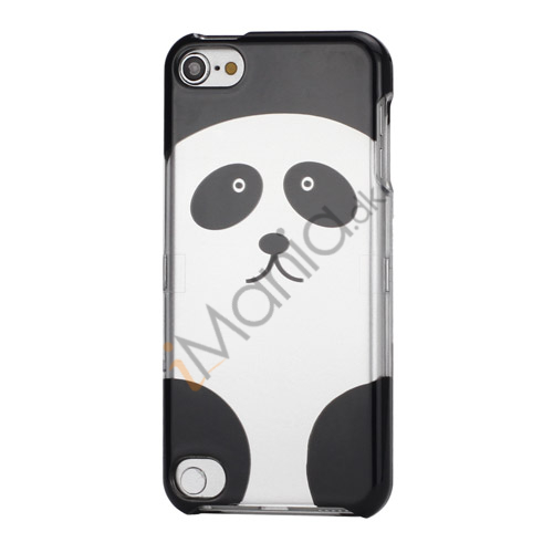 Image of   Dejlig Panda Design Snap-On 2 i 1 Hard Back Case Shell til iPod Touch 5
