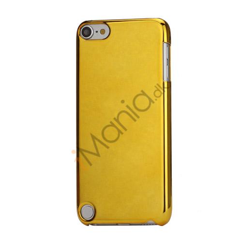 Spejleffekt Galvaniseret Blankt Hard Case Cover til iPod Touch 5 - Gulden