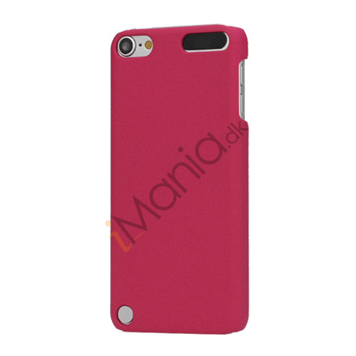 Quicksand hård plast Case Cover til iPod Touch 5 - Rose