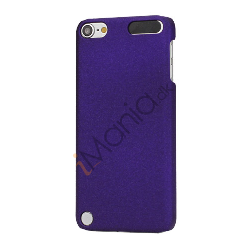 Quicksand hård plast Case Cover til iPod Touch 5 - Purple